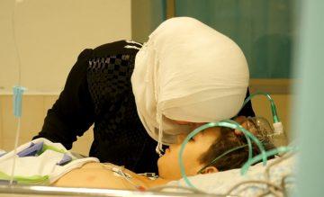 הפצוע הסורי